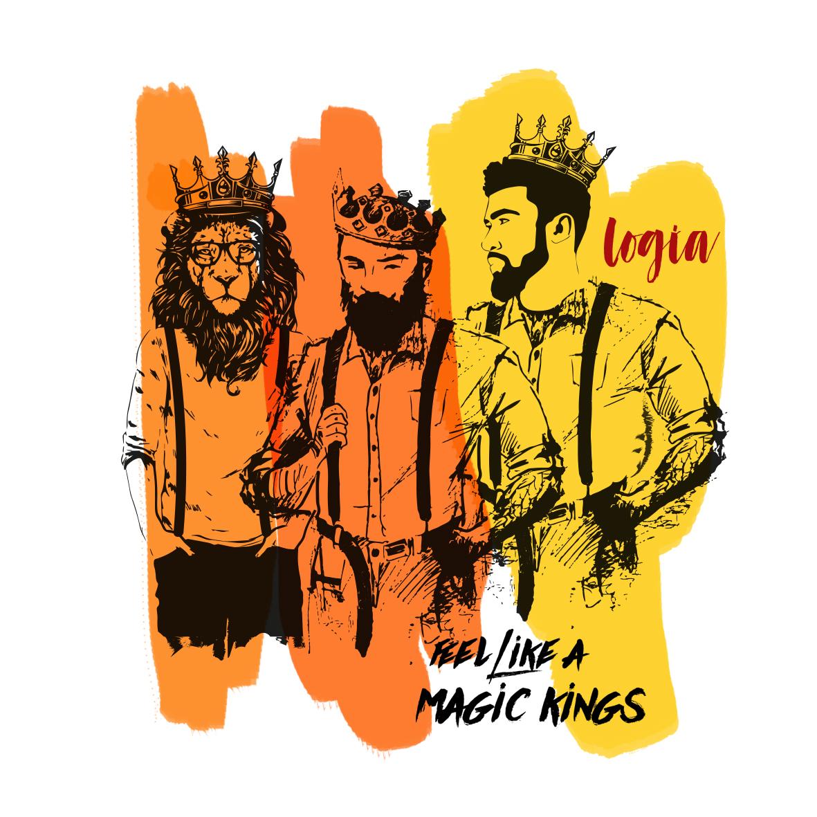 Diseño tarjeta regalo Logia - Reyes 1