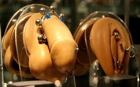 pírcing genital masculí