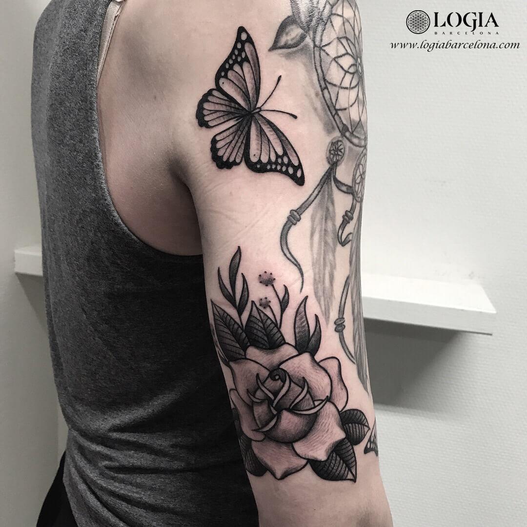 Tatuajes Para Mujeres Tatuajes Logia Barcelona