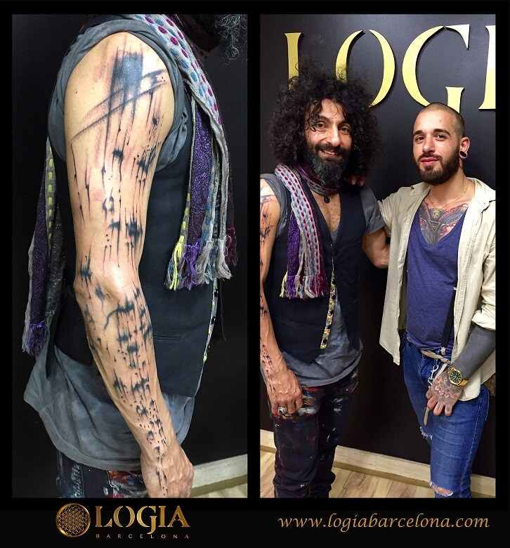 Ara Malikian en Logia Barcelona