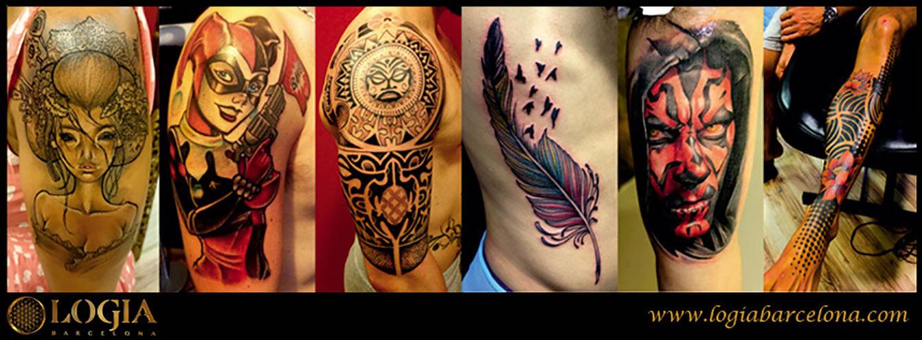 Clases de tatuajes online