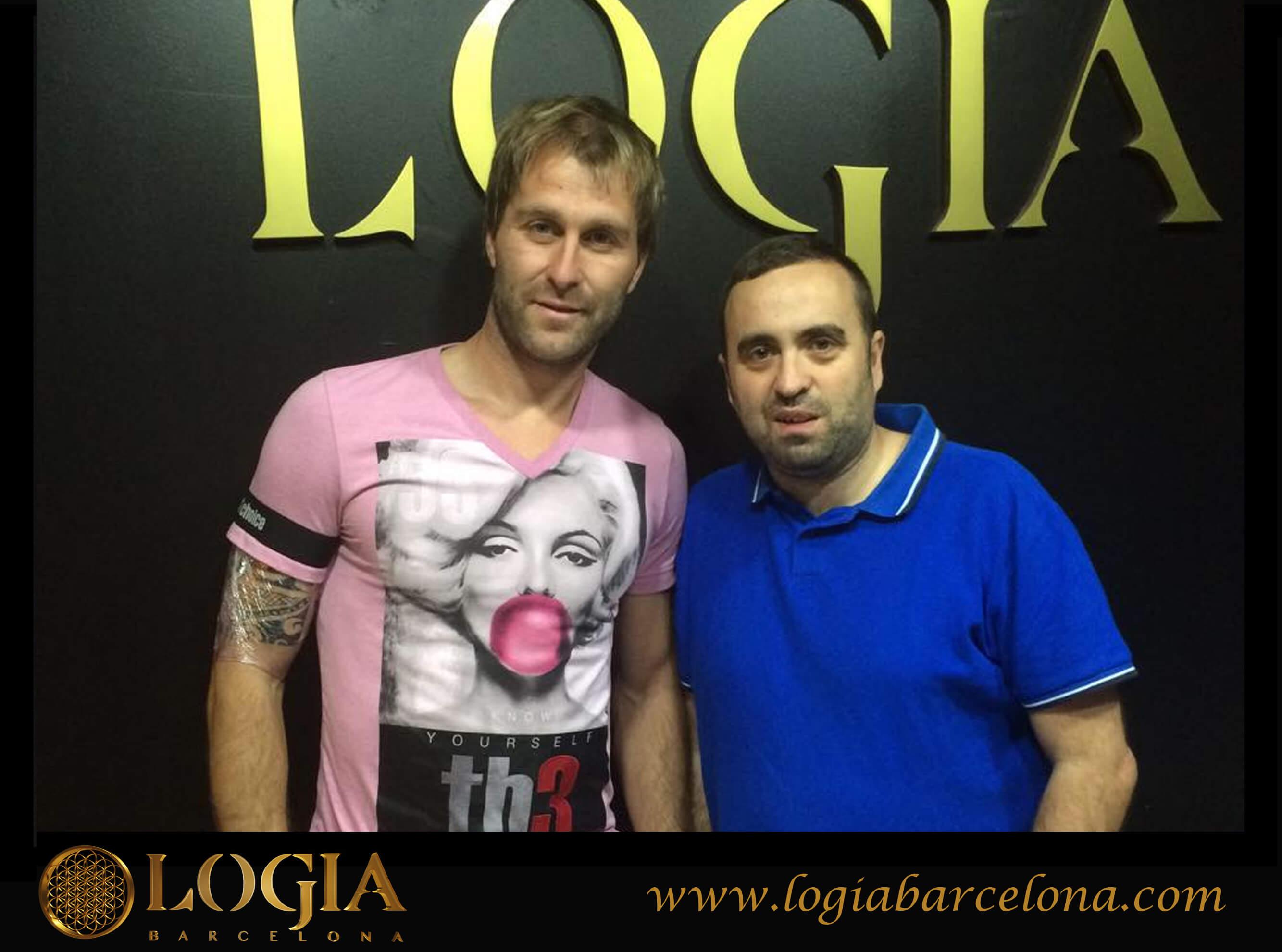 Visitas especiales: ¡Tatuamos al futbolista Aníbal Zurdo!