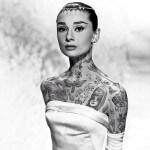 Cheyenne Randall tatúa a las celebridades…con Photoshop