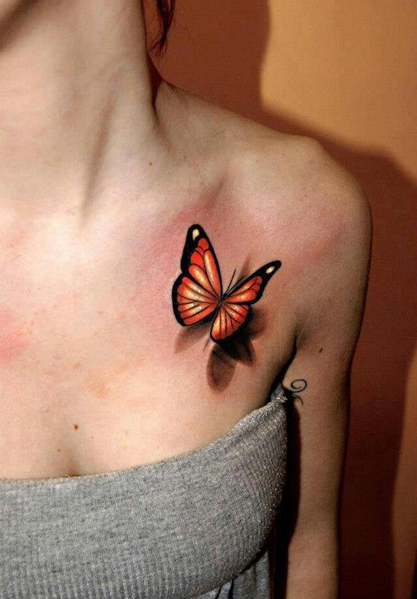 Descubre La Técnica Que Se Esconde Detrás De Los Tatuajes 3d
