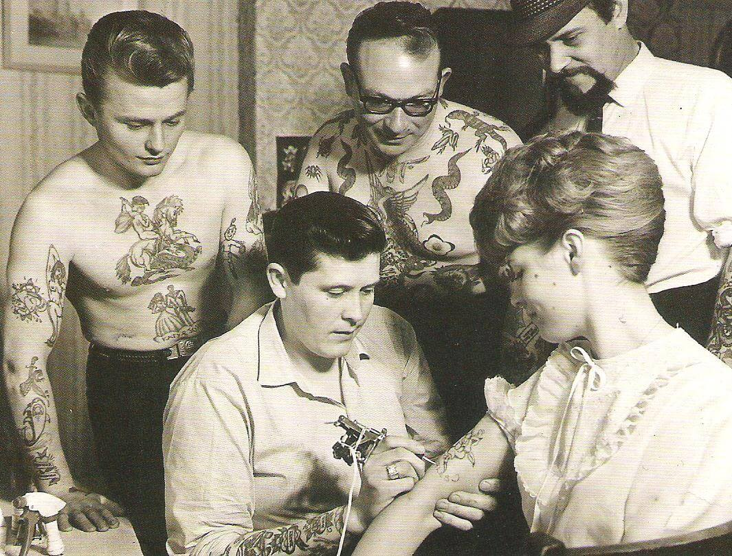 Clubs de tatuajes que hacen historia
