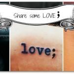 Tatuajes solidarios, el apoyo a las causas llega ahora a través de la piel