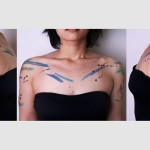 La tecnología detrás del tatuaje también es un arte
