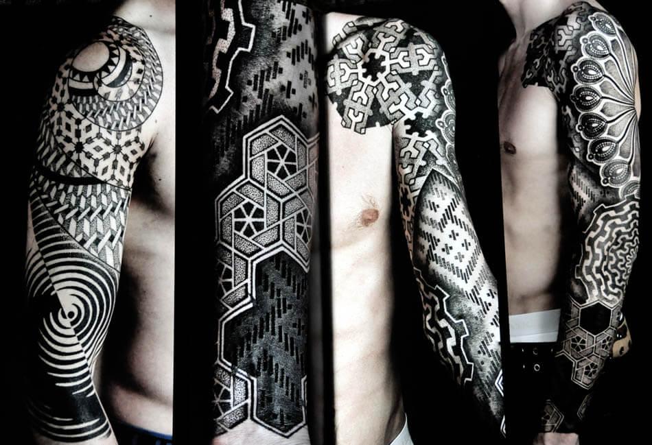 Un reciente estudio demuestra que los tatuajes de tinta negra reducen la posibilidad de contraer cáncer de piel