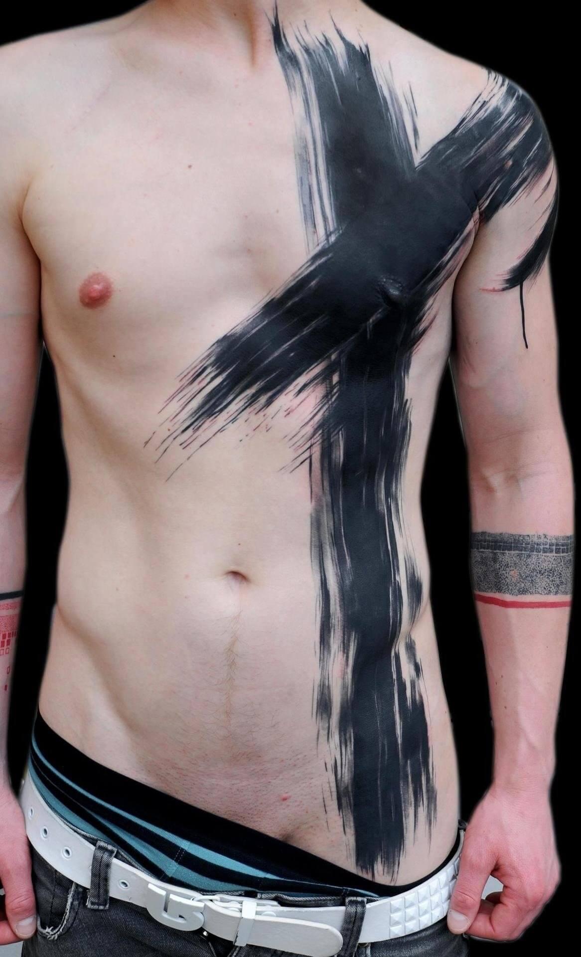 cancer de piele tatuaj)