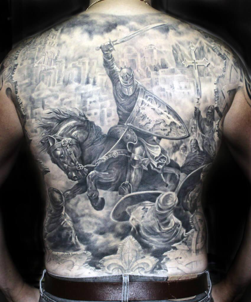 tatuaje sombreado