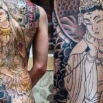Los diferentes estilos de tatuajes japoneses