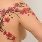 Tatuajes de enredaderas