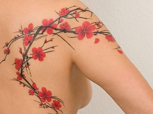 Tatuajes De Enredaderas Tatuajes Logia Barcelona