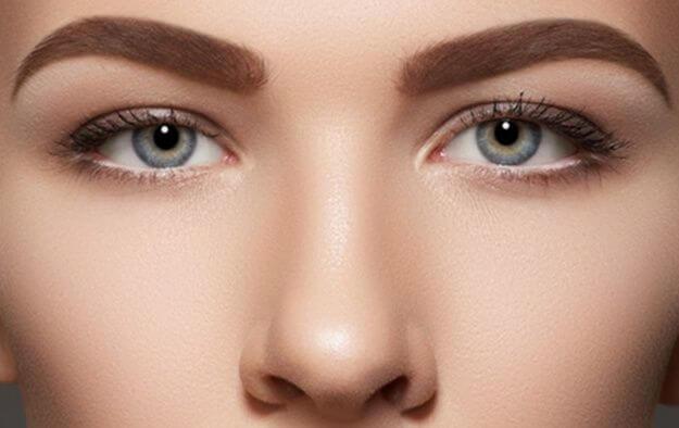 Micropigmentación en las cejas