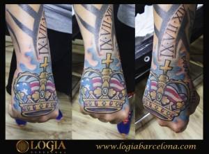 tatuajes de fechas de números romanos_juanma zombie