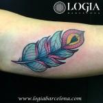 Los tatuajes de plumas