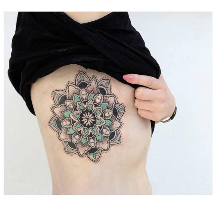 La Espiritualidad De Los Tatuajes De Mandalas Tatuajes Logia
