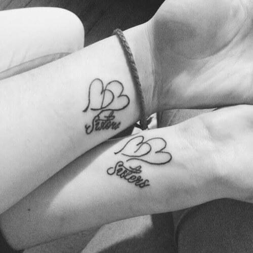 tatuaje sisters hermanas familia logia barcelona