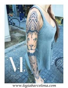 Tatuaje Leon