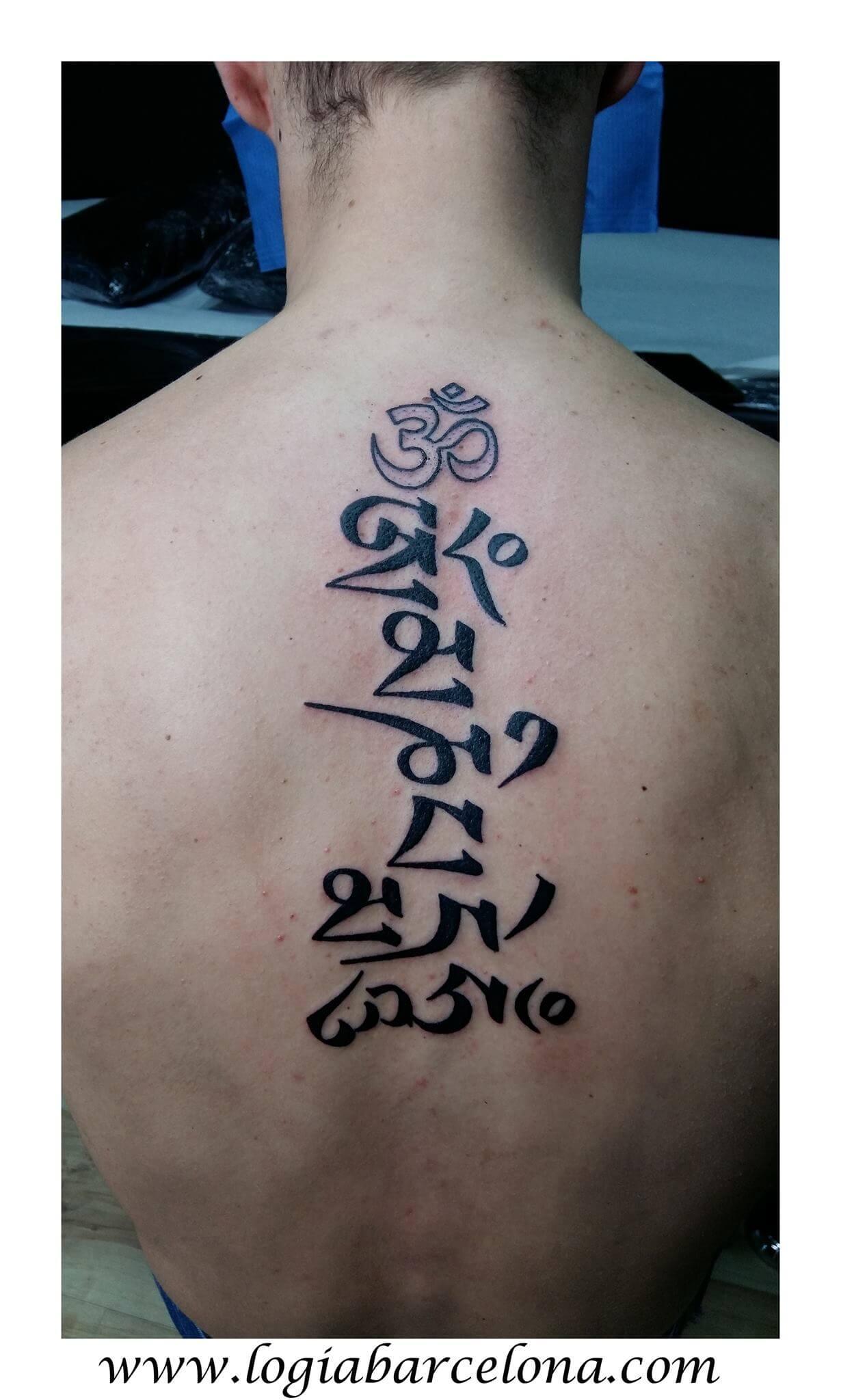 Tipografías Para Tatuajes Tatuajes Logia Barcelona