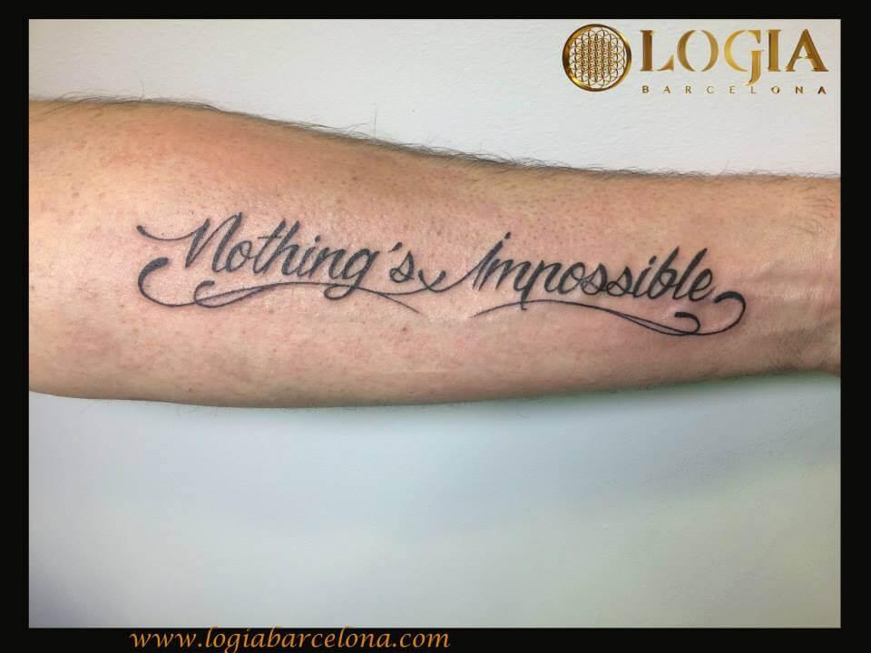 Tipografías para tatuajes