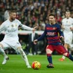 Los tatuajes de futbolistas: Ramos y Messi