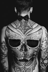 tatuajes espalda Stephen James