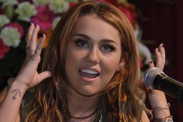 Tatuajes Miley Cyrus