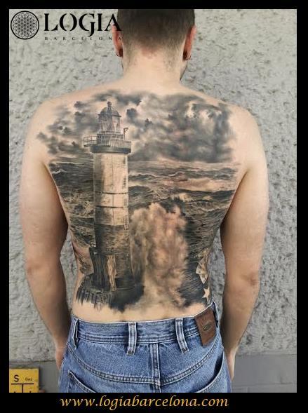 tatuajes de faros pedro monteiro
