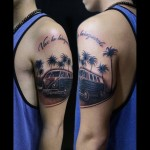 Tatuajes de hippies