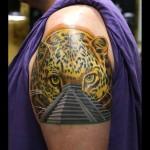 Tatuajes de leopardo