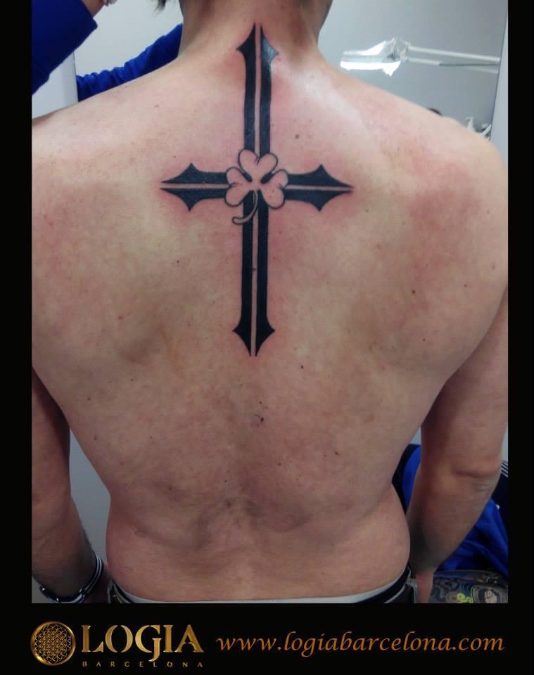 Tatuajes De Cruces  Logia Barcelona