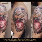 Tatuajes que simbolizan fuerza