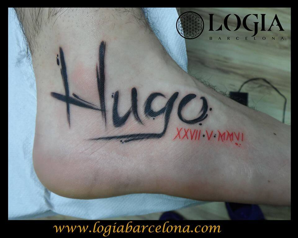 Tatuajes En El Tobillo Tatuajes Logia Barcelona