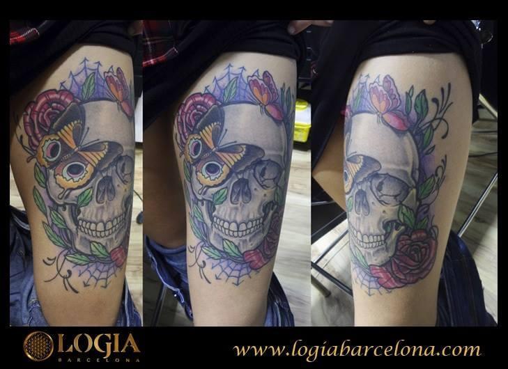 Tatuajes de muerte