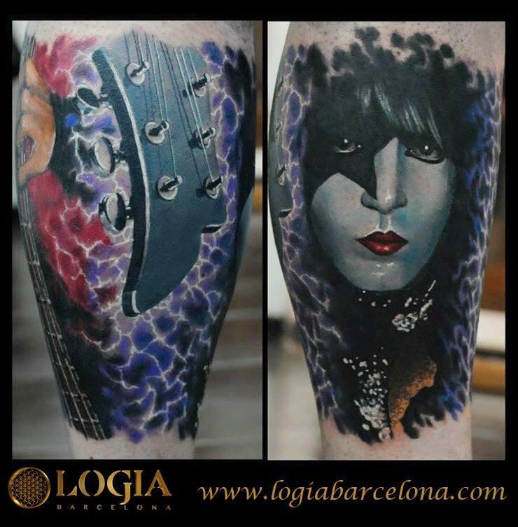 Tatuajes de gente muy fan
