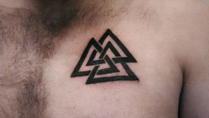 Tatuajes De Simbología Vikinga Tatuajes Logia Barcelona