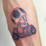 """Nueva tendencia en tatuajes 3D con encanto """"old school"""""""