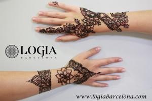 tatuaje henna manos