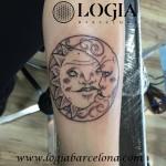 El Sol en los tatuajes