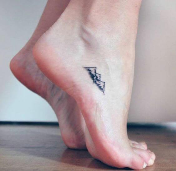 Tatuajes En Los Pies Tatuajes Logia Barcelona