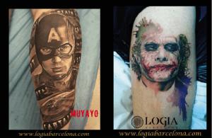 tatuajes fan 2