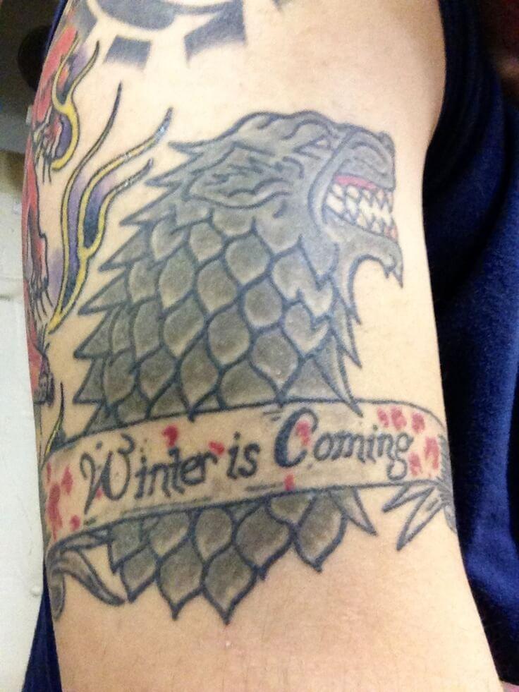 Tatuajes Juego De Tronos Tatuajes Logia Barcelona