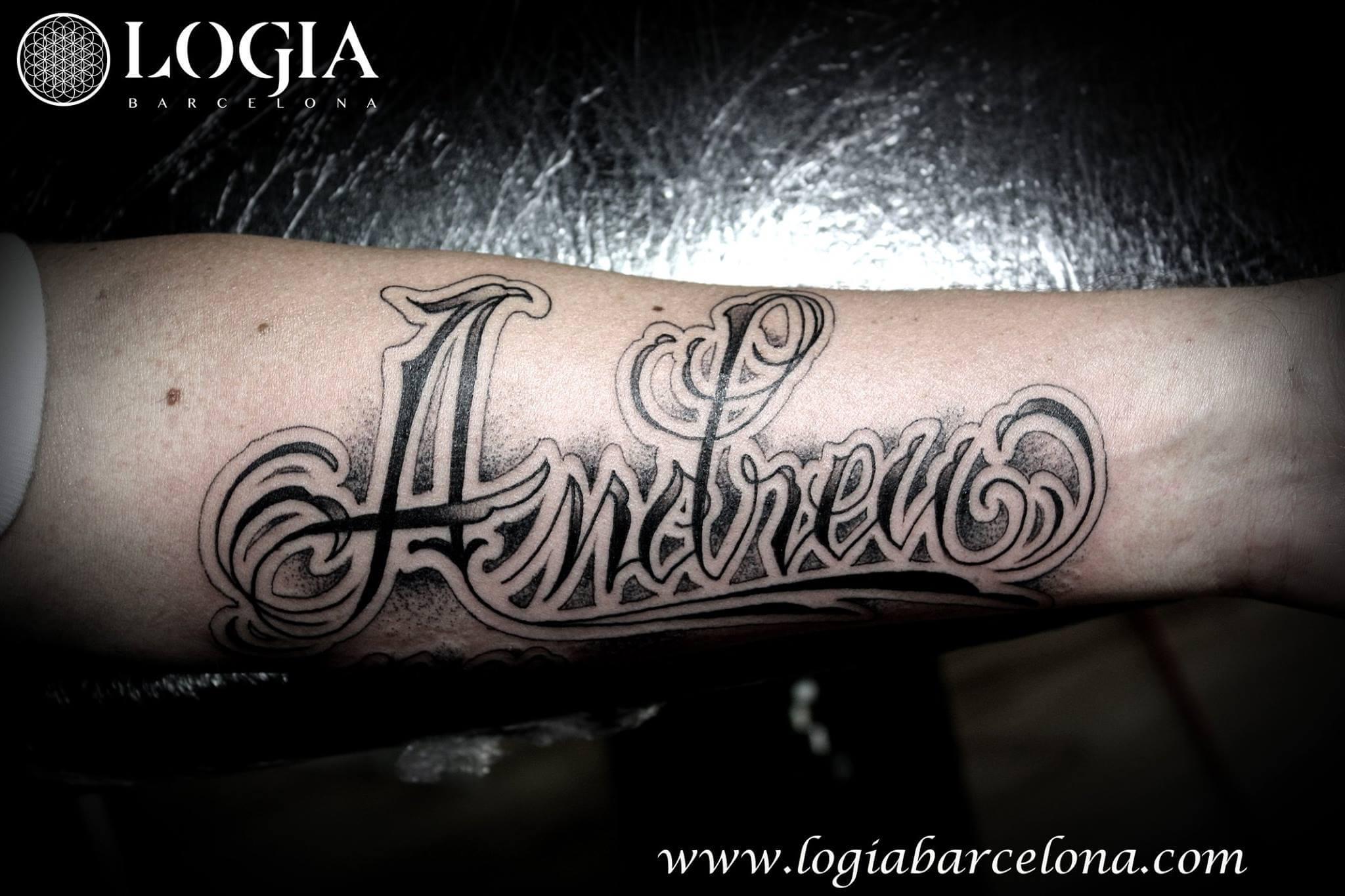 Cómo encontrar tipografías para tatuajes