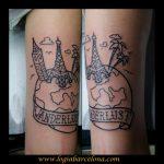 Tatuajes Wanderlust