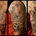 Tatuajes de poker