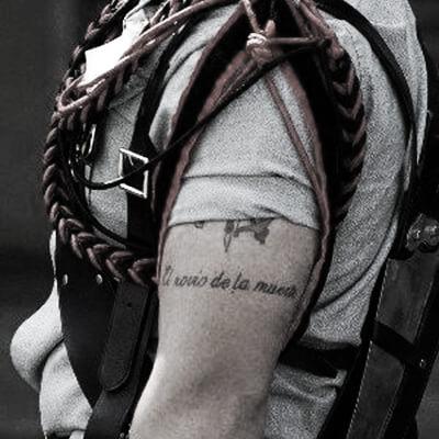 tatuajes legionarios