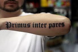 Tatuajes En Latín Tatuajes Logia Barcelona