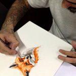 ¿Cómo ser un aprendiz de tatuador?