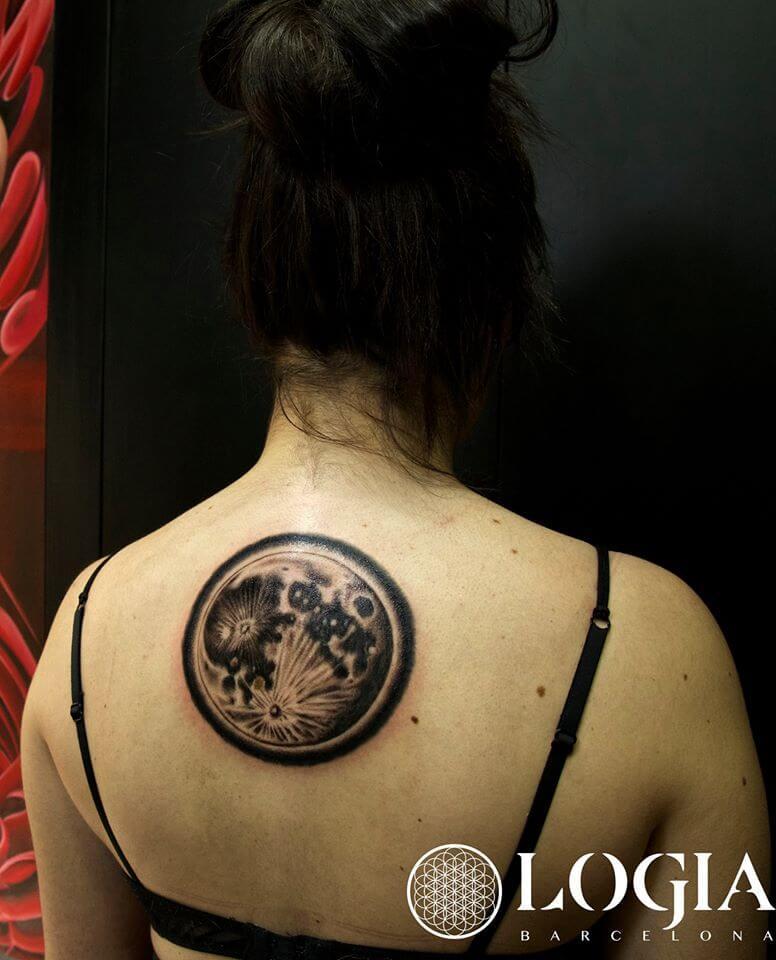 Tatuajes De Planetas Una Fuente Universal De Inspiración